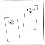 Kreativitet - Bookmark 5