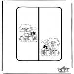 Kreativitet - Bookmark 7