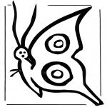 Dyr - Butterfly 2