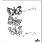 Dyr - Butterfly 3