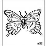 Dyr - Butterfly 4