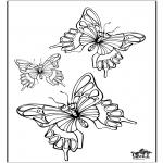 Dyr - Butterfly 5