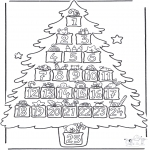 Jul - Calender advent