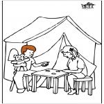 Litt av hvert - Camping 3