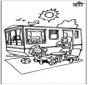 Caravan summer