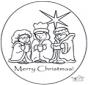 Card Christmas 1