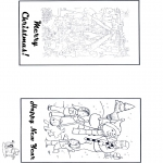 Kreativitet - Card Christmas 2