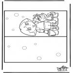 Kreativitet - Card Dora 2