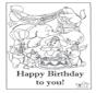 Card happy birthday 6