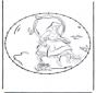 Cartoon stitchingcard 3