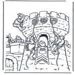 Litt av hvert - Castle 1