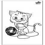 Dyr - Cat 5
