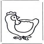 Dyr - Chicken 1