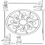 Mandala - Children mandala 1
