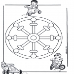 Mandala - Children mandala 11