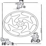 Mandala - Children mandala 12