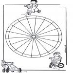 Mandala - Children mandala 13