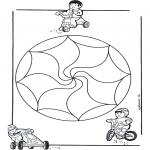 Mandala - Children mandala 14