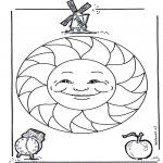 Mandala - Children mandala 15