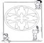 Children mandala 16