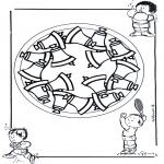 Mandala - Children mandala 17