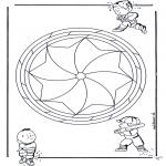 Mandala - Children mandala 19