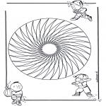 Mandala - Children mandala 20
