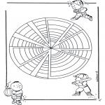 Mandala - Children mandala 22