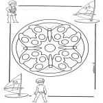 Mandala - Children mandala 4