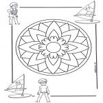 Mandala - Children mandala 5
