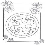 Mandala - Children mandala 6