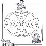 Mandala - Children mandala 8