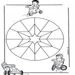 Mandala - Children mandala 9