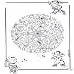 Mandala - Children/Geo Mandala