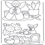 Jul - Christmas decoration 2