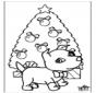 Christmas dog 2