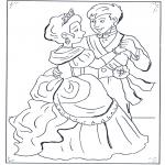 Tegneseriefigurer - Cinderella 14