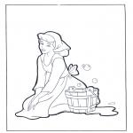 Tegneseriefigurer - Cinderella 17