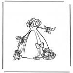 Tegneseriefigurer - Cinderella 2
