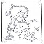 Tegneseriefigurer - Cinderella 3