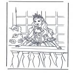 Tegneseriefigurer - Cinderella 4