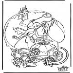 Tegneseriefigurer - Cinderella 5