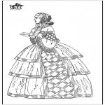 Litt av hvert - Classic dress