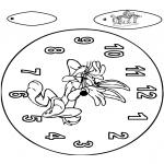 Kreativitet - Clock Bugs Bunny