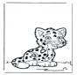 Coloring sheets tiger