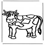 Dyr - Cow 1