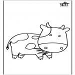 Dyr - Cow 3