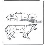 Litt av hvert - Cow