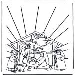 Bibelsk - Crib 1