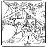Bibelsk - Crib 3